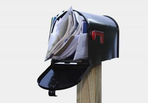 How to eliminate junk mail in Anchorage, AK