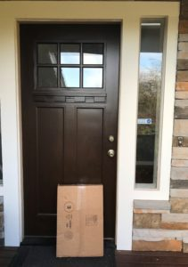 How to prevent holiday package theft in Anchorage, AK