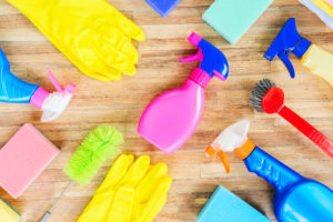 Spring cleaning your Anchorage, AK home